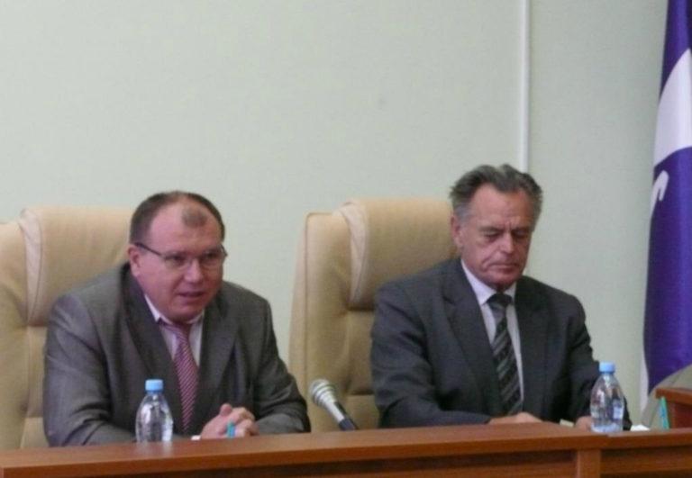 Заседание отраслевого Совета Теркома профсоюза