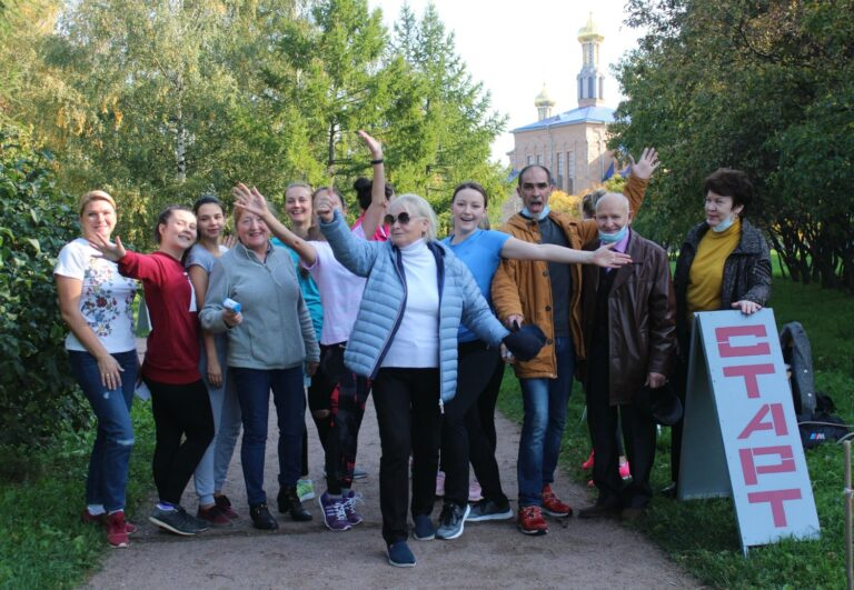 Спартакиада в Невском районе