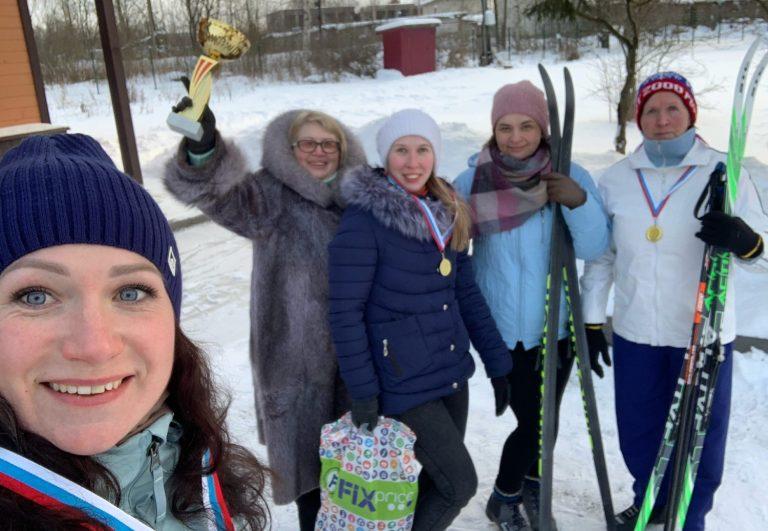 Мороз лыжному спорту не помеха